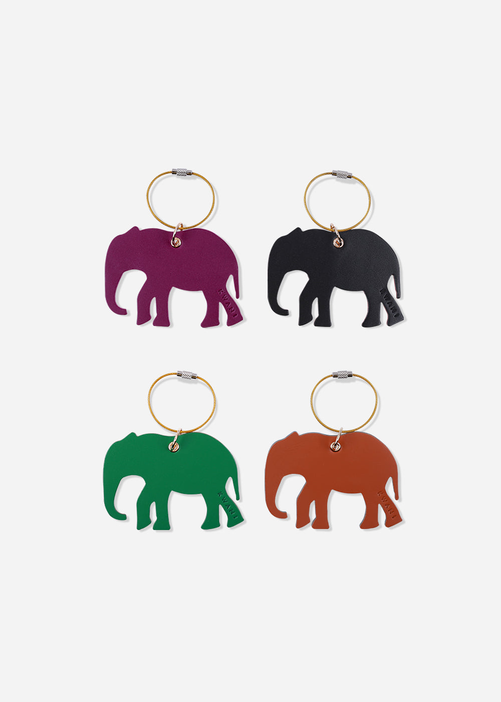 My Special Bag Charm Elephant