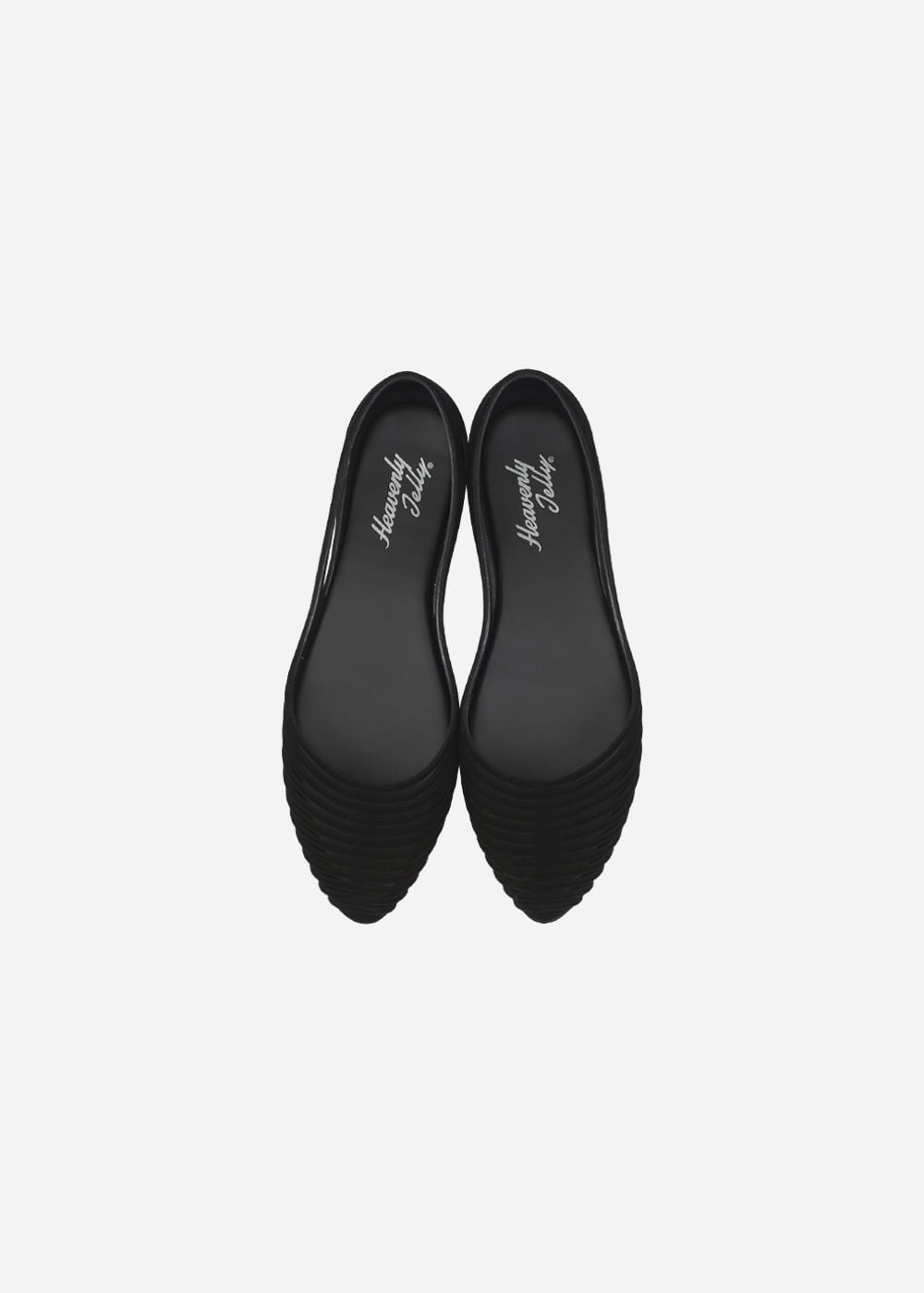 [Heavenly Jelly] Grace Suede Black