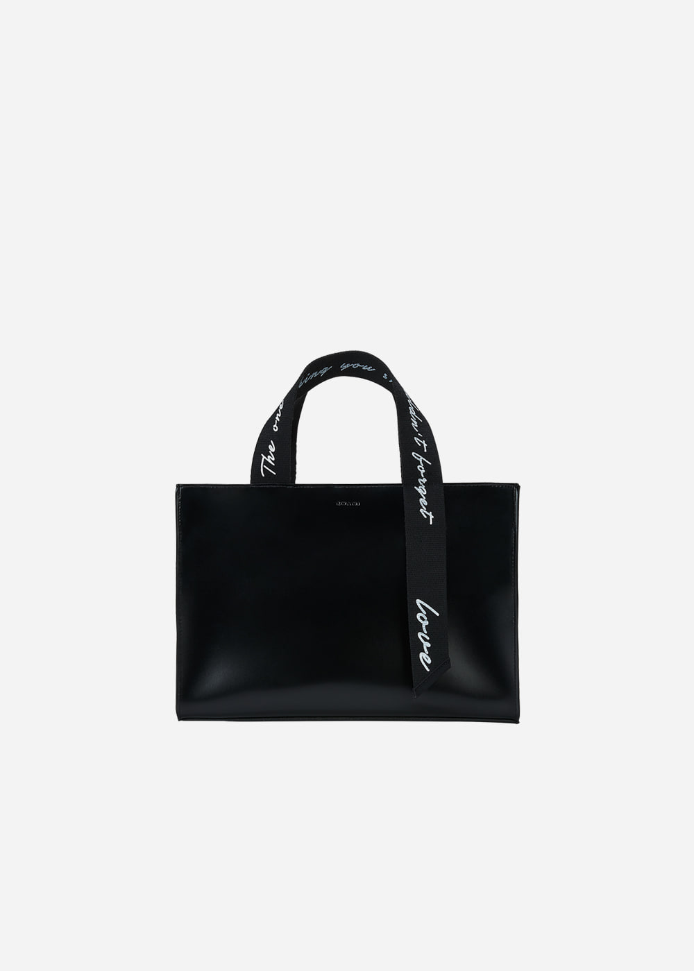 Asymmetric Handle Tote