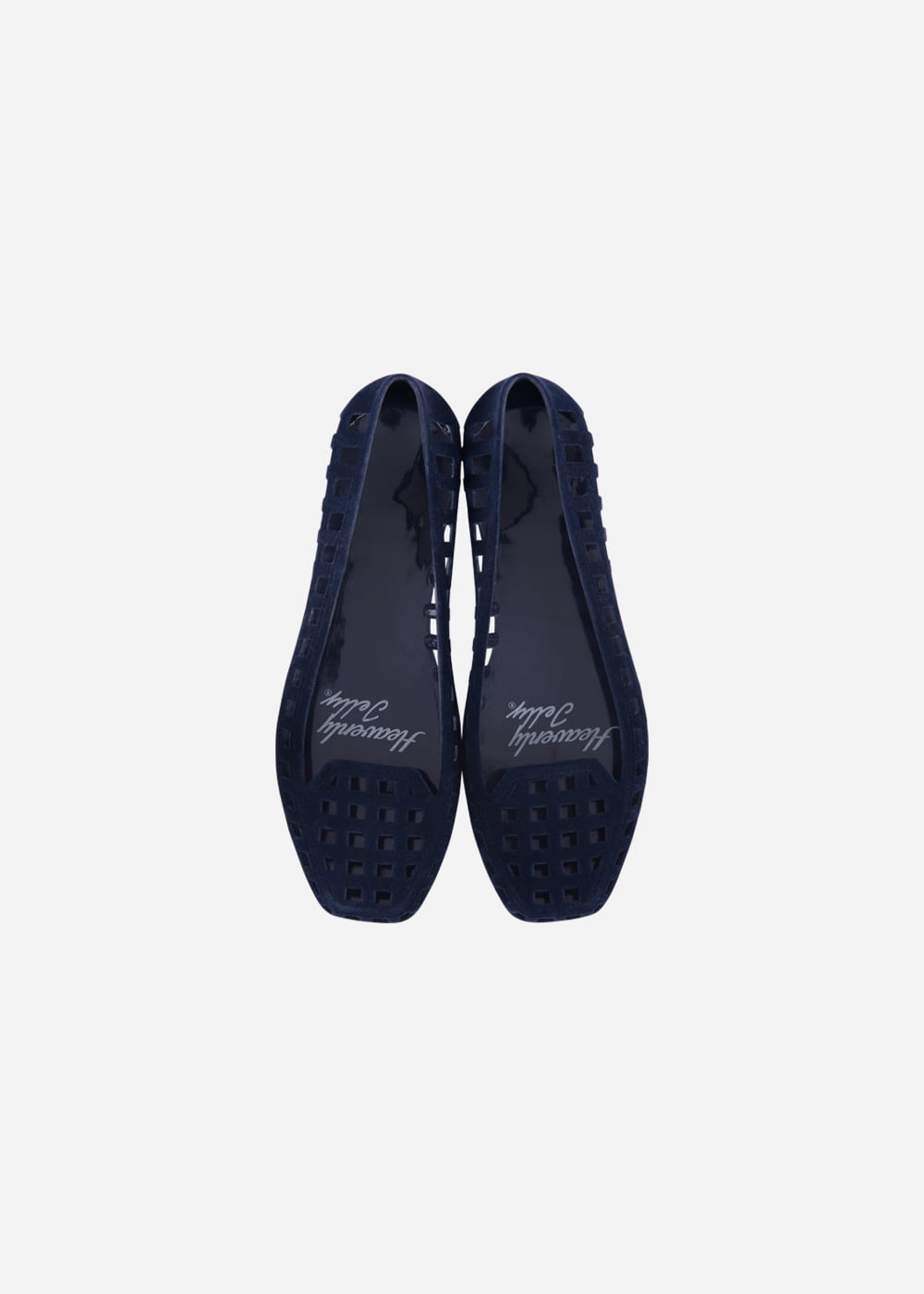 [Heavenly Jelly] Classic Suede Dark Navy