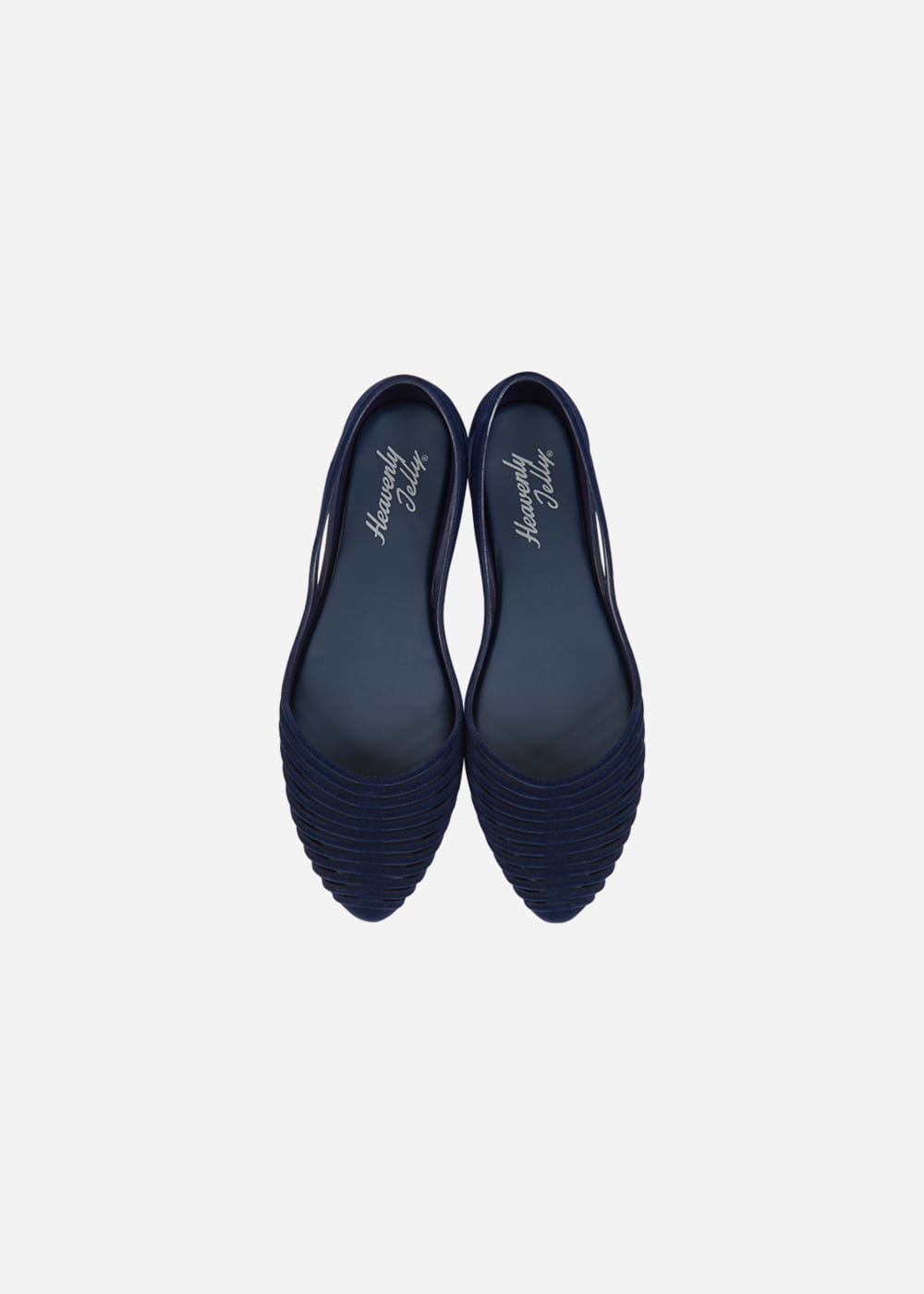 [Heavenly Jelly] Grace Suede Dark Navy