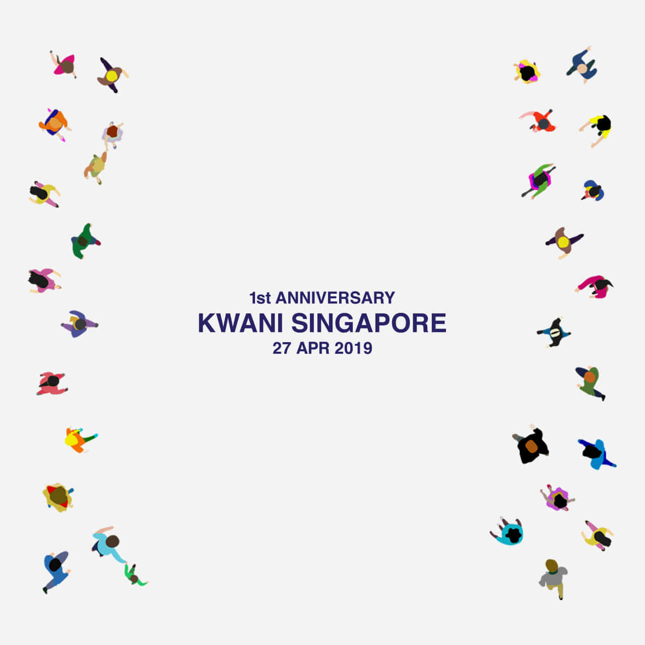 Happy Birthday KWANI Singapore!