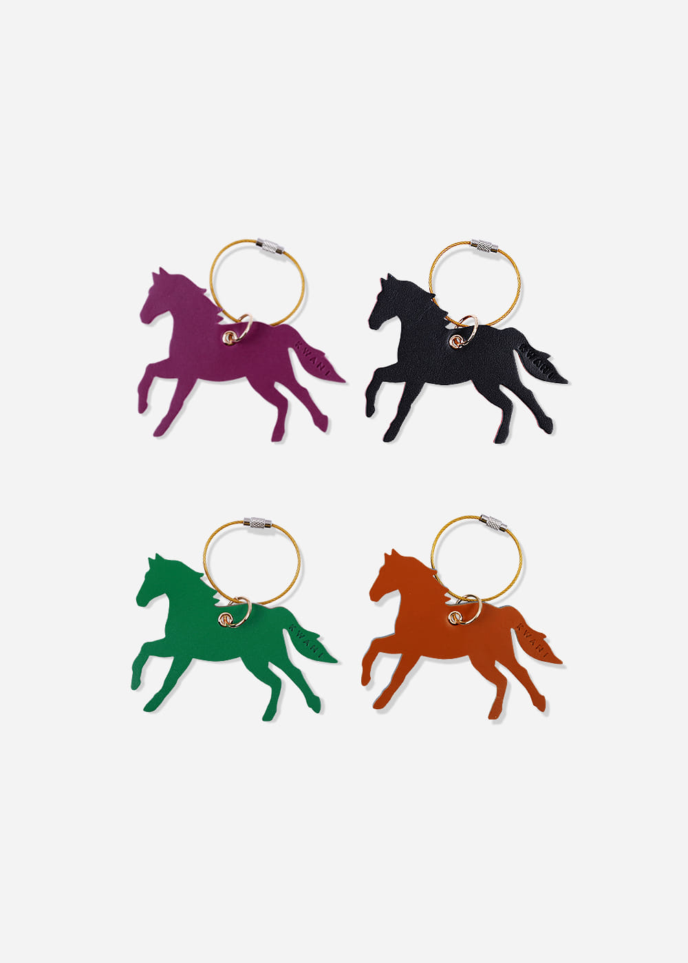 My Special Bag Charm Horse
