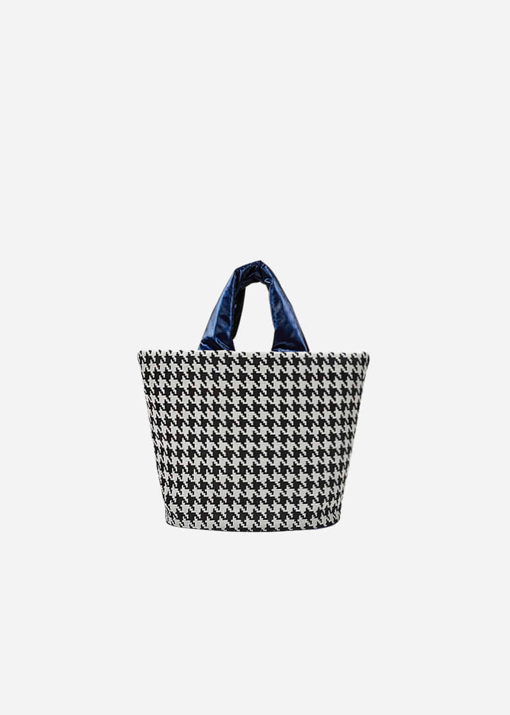 Soft Tote Houndstooth